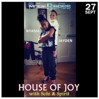 HOUSE OF JOY (9-27-16)