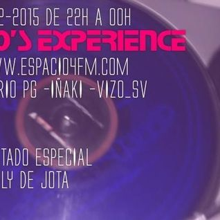 Willy Dejota@90's experiencie (Espacio 4 Fm)