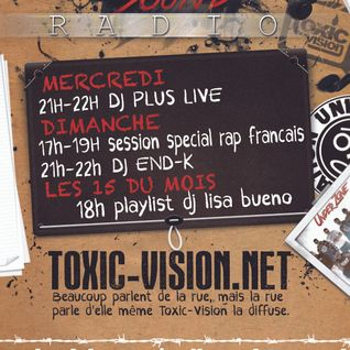 DJ-END.K (s.cru) ON TOXIC UNDER SOUND RADIO 08 06 14 part.1