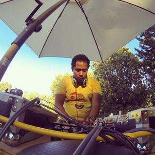 Dj ASMA LIVE @ Tupicycle. 100% Vinyl Brazilian Grooves Set.