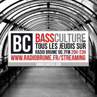 Bass Culture Lyon - S8ep18 - m3t4chr0n1k