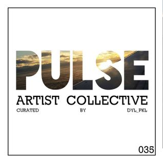 Pulsecast Episode 035 - Flying To Alaska Mix Curated by dyl_pykl