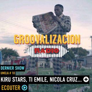 Groovalizacion #10