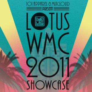 Josh Milan - Live at the Lotus WMC 2011 Showcase
