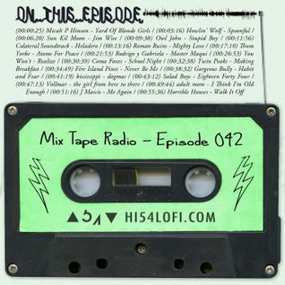 Mix Tape Radio | EPISODE 042
