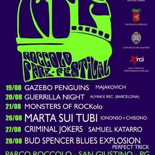 sesiones olvidadas!!!roccolo festival park 2010!!