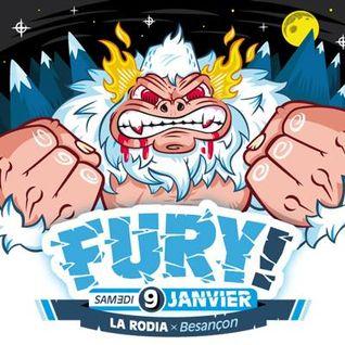 Rafael Aragon - FURY!! Mini Mix