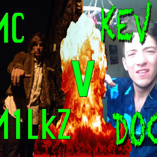 ZANE HIGH   ANNIE WINDOWS - RAP BATTLE - MC M1LKZ V. KEV DOG - LEGENDARY!!!!!!