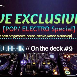 Zaccfear On the Deck #9 (Pop House) [30 min]