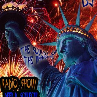 139.SONIDOS DEL UNIVERSO RADIOLIVE NEW YORK PODCAST@SUPERASIS@JULY 3RD 2015