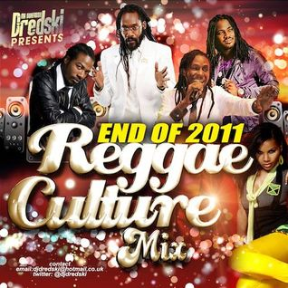 Dj Dredski - End of 2011 Reggae culture mix