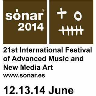 My Favorite Robot b2b Timo Maas @ Crossing Wires Sonar Festival 2014 (11.06.2014)
