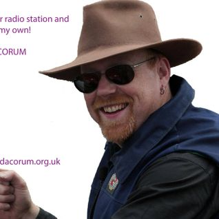 "DJ Bryan ""Blues"" Cox @radiodacorum.org.uk Week 12 September 2016 6pm Show."