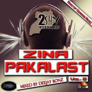 Deejay Bonz - Zina Pakalast Vol.8