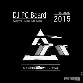 DJ PC Board - Madrid Winter Festival '15 (FFS)