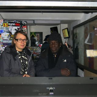 Tony Allen & Jimi Tenor - 20th January 2016
