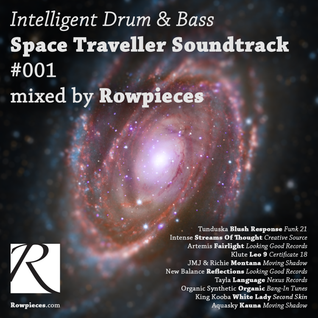 Intelligent Drum & Bass - Space Traveller Soundtrack #001