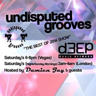 """Best of 2014"" radio show with Damien Jay -#d3epRadio #getd3ep Recorded Jan 2015"
