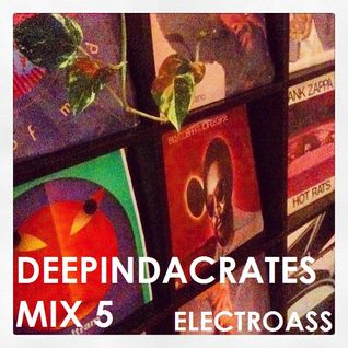DEEPINDACRATES MIX 5 (Strange Things At 115bpm)