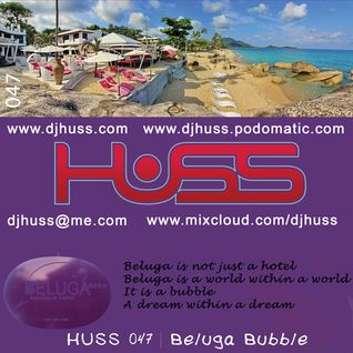 HUSS 047 Beluga Bubble