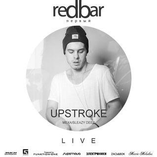 UPSTROKE - LIVE @ REDBAR (Saratov) 25/10/13