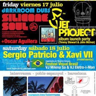 Jet Project - Live @ La Terrraza, Barcelona