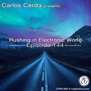Carlos Cerda - RIEW 144 (09.05.16)