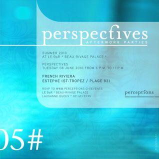 ESTEPHE LIVE @ BEAU RIVAGE PALACE LAUSANNE - 2010