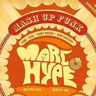 Live @ 4 Years Mashup Funk Prague