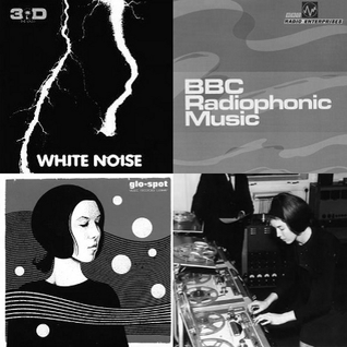 Delia Derbyshire Day DJ set ( Part 2 - the vinyl )