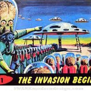 DJ Fury Tape 1 - The Invasion Begins (1993) (remastered)