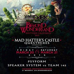 Psyform - Beyond Wonderland@Mad Hatter's Castle