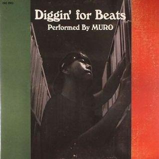 DJ Muro Diggin' For Beats