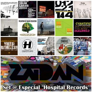 "ZAIDAN SET @ ESPECIAL ""HOSPITAL RECORDS"" _ 15/FEV/2014"