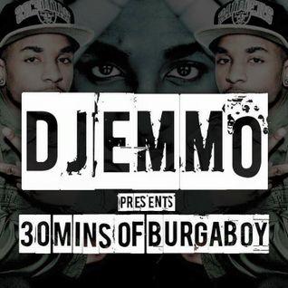 Dj Emmo Presents 30 mins of Burgaboy Bassline mix