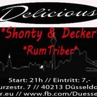 @Delicius Beatzz - Klangkeller D.Dorf - 12.10.2013