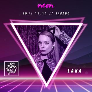 DJ LAKA MINIMIX - MY PARTY AGAIN #9