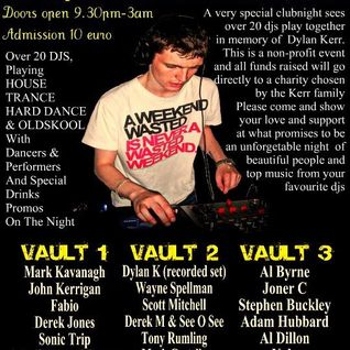 Dylan Kerr Benefit Night Mix recording 8-10-2011