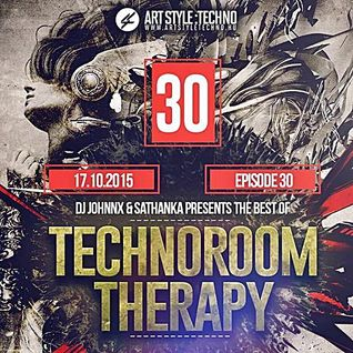 DJ Johnnx & sAthAnkA Presents [RADIO SHOW] TechnoRoom Therapy Ep- 30