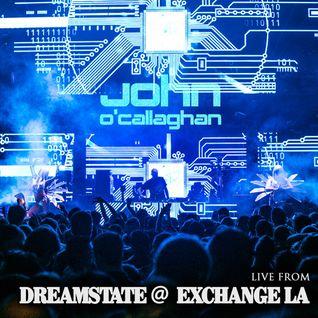 John O'Callaghan LIVE @ Dreamstate Exchange LA 2016