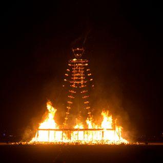 Jason Rault Live @ Burning Man 2015 - Altitude Lounge - Sunset