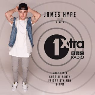 James Hype on BBC 1Xtra - 8th May 2015 - Radio Rip