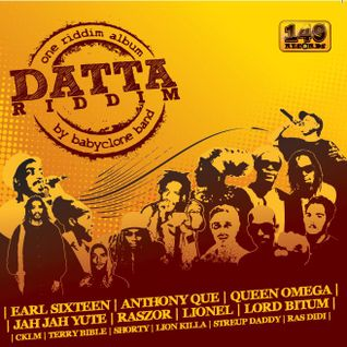 Selekta Faya Gong - Datta Riddim mix 2K11