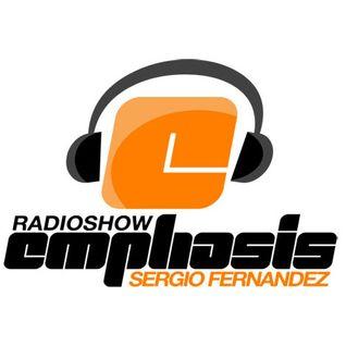 Sergio Fernandez Emphasis Radioshow Episode 035