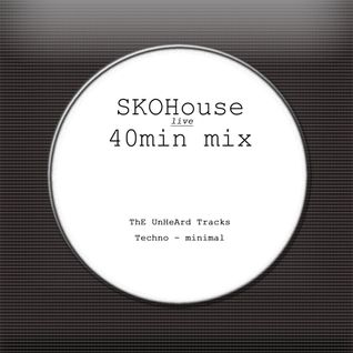 SKOHouse Special 40min Mix