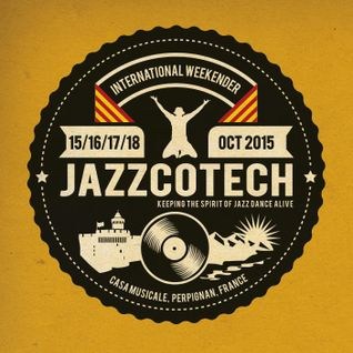 JEFF THE FISH - JAZZ DANCE - JAZZCOTECH WEEKENDER TASTER SET