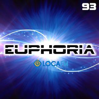 EUPHORIA ep.93 20-04-2016 (Loca FM Salamanca) DJ Correcaminos