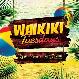 Tom Higham presents WAIKIKI // TUESDAYS // MADAME KOO'S Freshers 2015 Mix