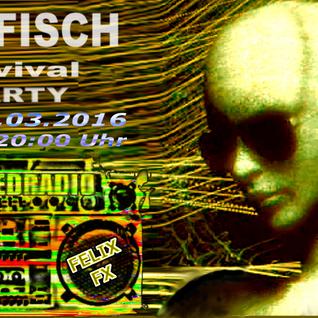 WALFISCH Revival-WarmUp LIVE@DeeRedRadio (17.03.2016)