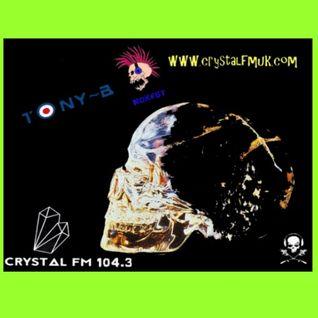 Tony B & Nokesy Crystal FM 104.3 / 20-5-15